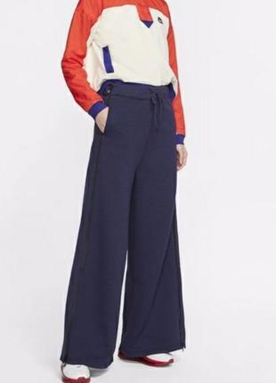 Широкие брюки nike