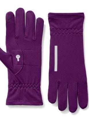 Функциональные сенсорные перчатки размер 8,5 tchibo tcm