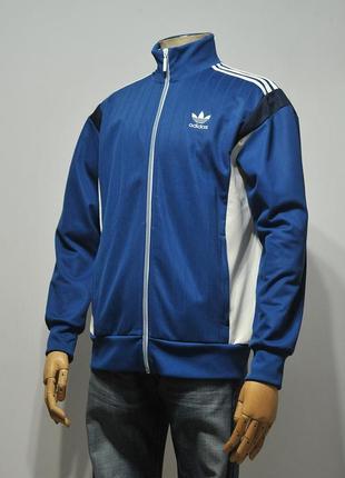 Кофта олімпійка олимпа adidas track top jacket - l