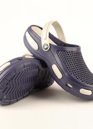 Кроксы сабо женские / подростковые. германия - украина. летняя пляжная обувь