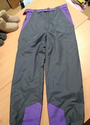 Горнолыжные штаны италия размер l