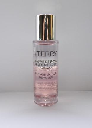 By terry baume de rose biphase makeup remover