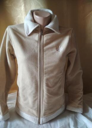Куртка-дублёнка на рост 146-152см