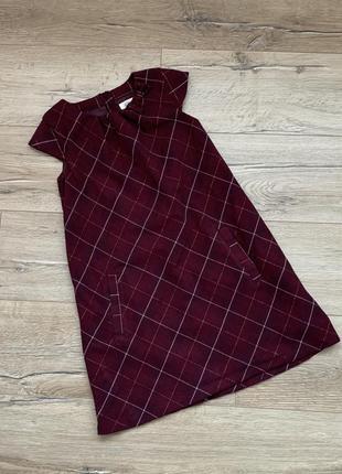 Тёплое платье от н&м