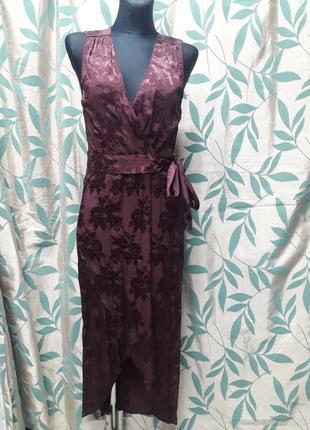 Новое красивое платье,золотой коллекции h&m