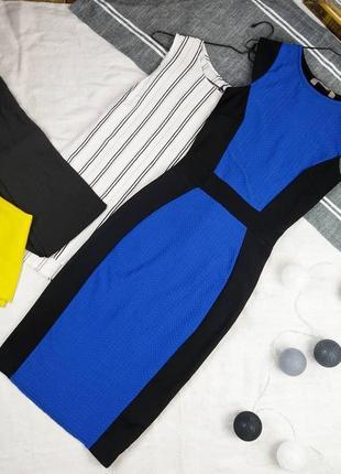Фактурное платье футляр чехол