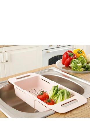 Емкость для мытья овощей english home.
