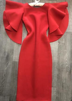 Платье неопрен lipinskaya brand
