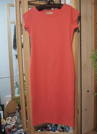Трикотажное платье 🌷