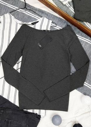 Новая блуза кофточка лонгслив mango