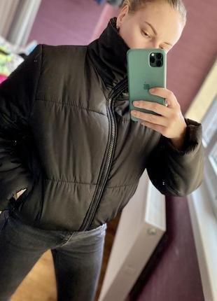 Куртка на резинке