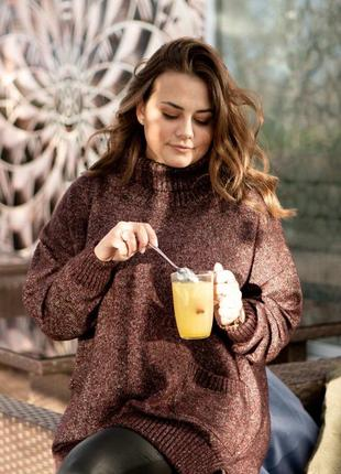 Туника кофта свитер