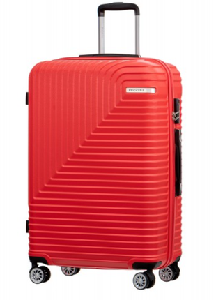 Большой твердый чемодан на колесах florence