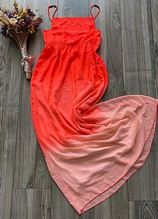 Яркое платье-макси 😍😍😍😍