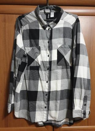 H&m divided рубашка