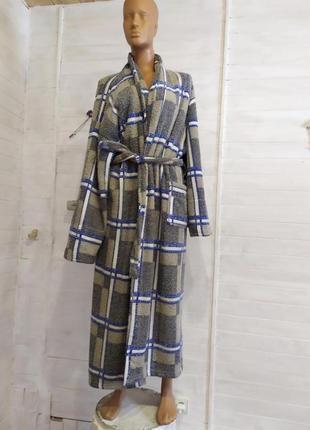 Теплый мягенький халат