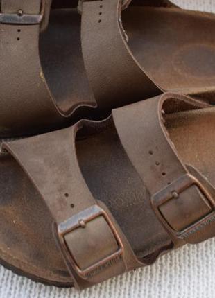 Ортопедические шлепанцы шлепки сланцы тапки birkenstock р.33 20,5 см