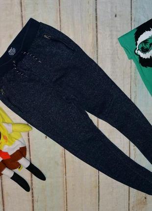 Утепленные спортивные штаны rebel на 10-11  лет