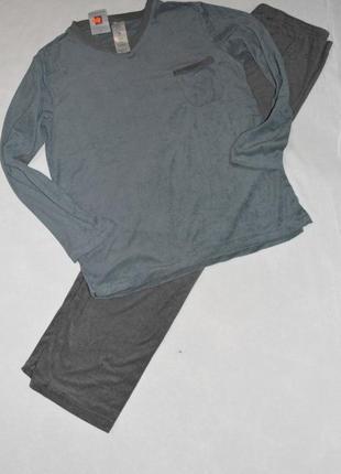 Махровый костюм для дома пижама большого размера 56-58 watsons германия