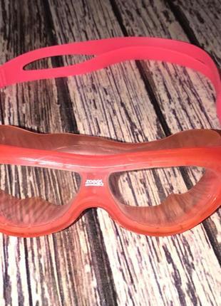 Очки для плавания zoggs для девочки 4-16 лет