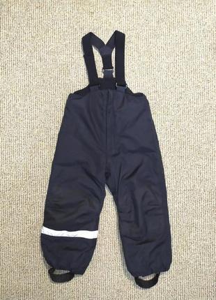 Детские лыжные штаны h&m р. 104