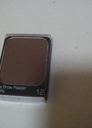 Artdeco пудра тени для бровей eye brow powder №12. акция 1+1=3