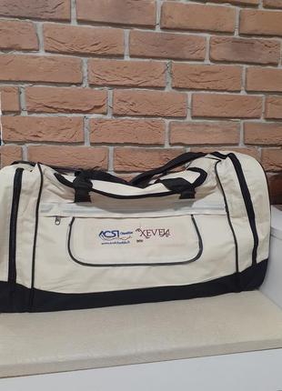 Дорожная сумка р.55х30х25.5 см новая!
