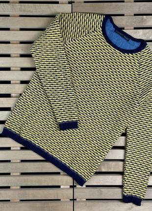 Очень красивый стильный мужской свитер свитшот zara man размер s