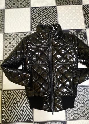 Куртка piu&piu  стильная италия