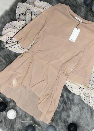 Новая блуза кофточка mango