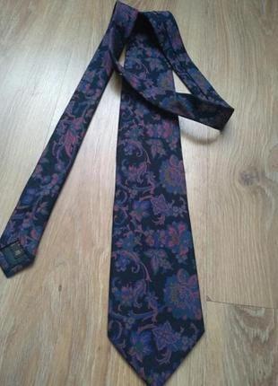 Givenchy роскошный шелковый галстук