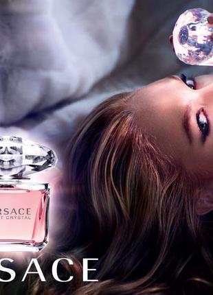 Парфюм versace bright crystal 90ml