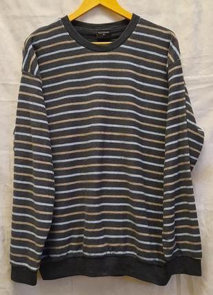 Махровая футболка, германия, normann wäschefabrik, большой размер