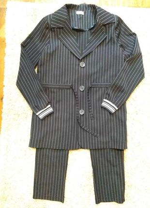 Стильный деловой костюм