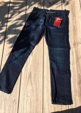 Джинсы levi's стильные актуальные штаны брюки zara asos h&m