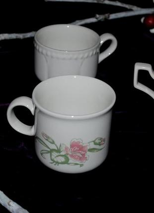 Кружка чашка 250 мл staffordshire стаффордшир англия фаянс винтаж