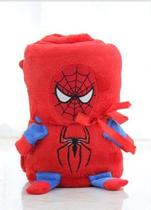 Плед человек паук