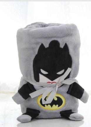Плед бэтмен