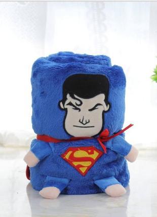 Плед супермен