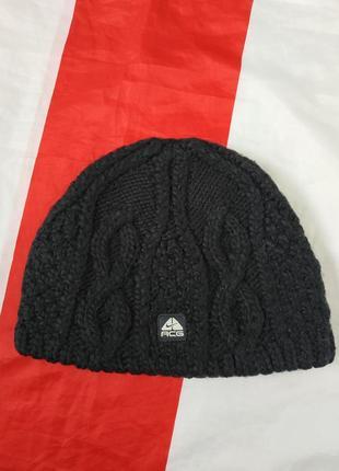 Nike acg шапка