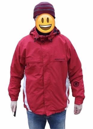 Мужская лыжная куртка bogner 48 на 50