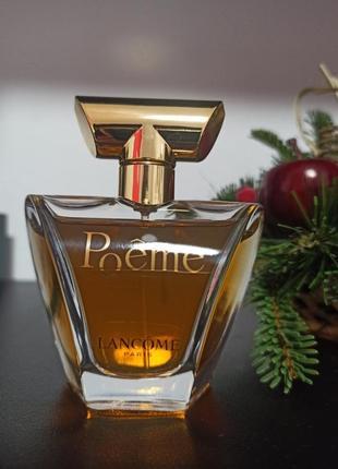 Poeme, lancome (розпив) оригінал!!! особиста колекція!!!