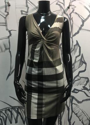 Платье burberry, оригинал