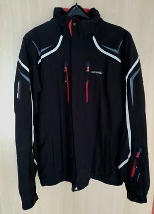 Мужская лыжная куртка icepeak recco 50 мембрана 10 000 mm