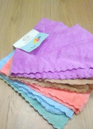 Набір полотенець з мікрофібри/полотенце/кухня 25×50