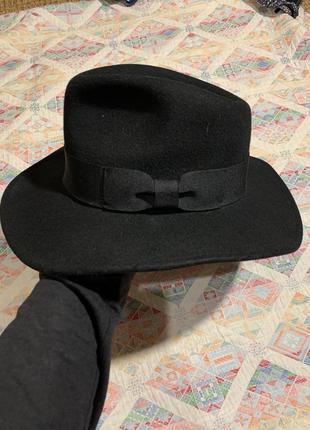 Потрясающая шерстяная шляпа