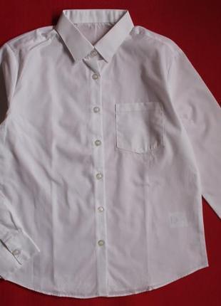 Рубашка george для девочки 9-10 лет(на рост 134-140)