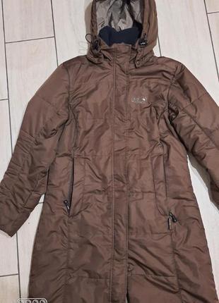 Женская куртка-пальто