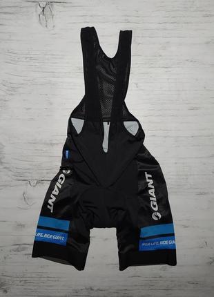 Giant оригинал велокостюм вело-комбез шорты для езды на велосипеде