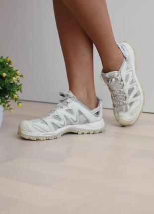 Кроссовки для бега, дышащие с перфорацией, бренд salomon оригинал